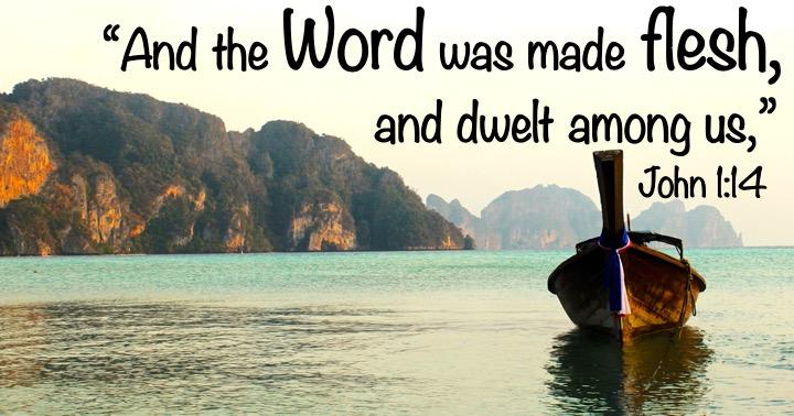 John 1-14 English