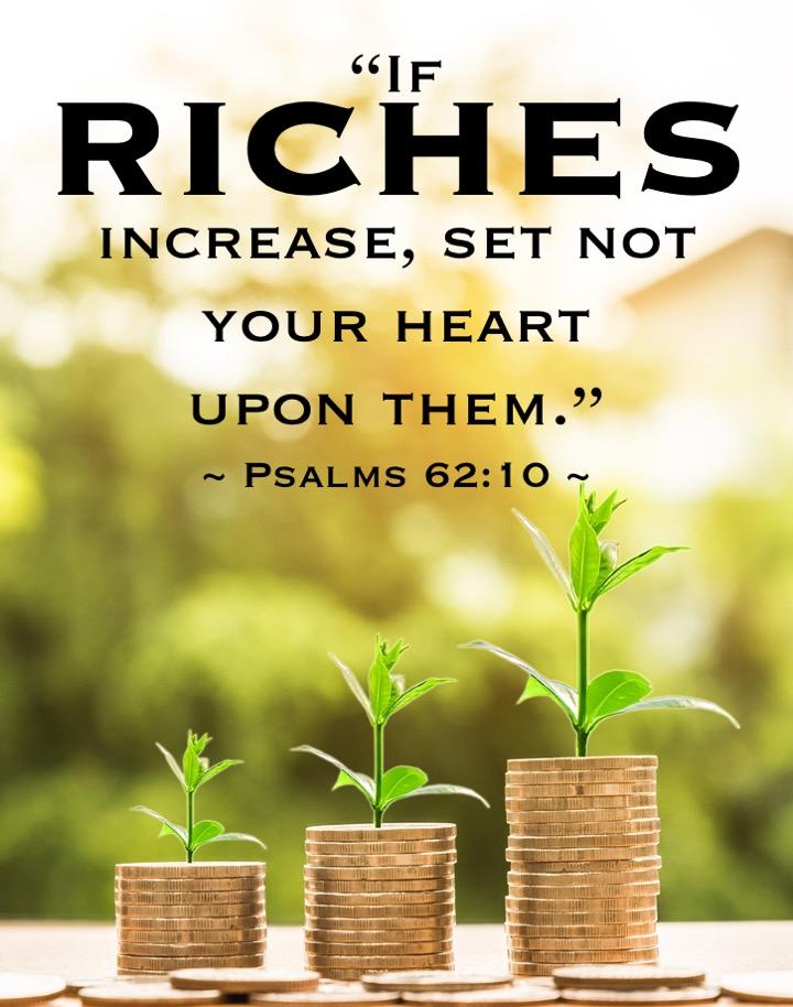 Psalm 62-10 English