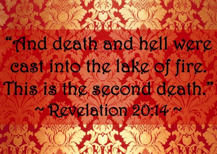 Revelation 20-14 English