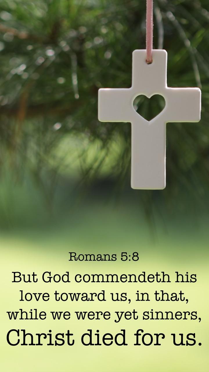 Romans 5-8 English