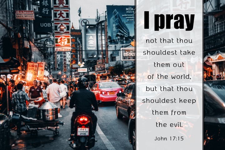 John 17 15 English