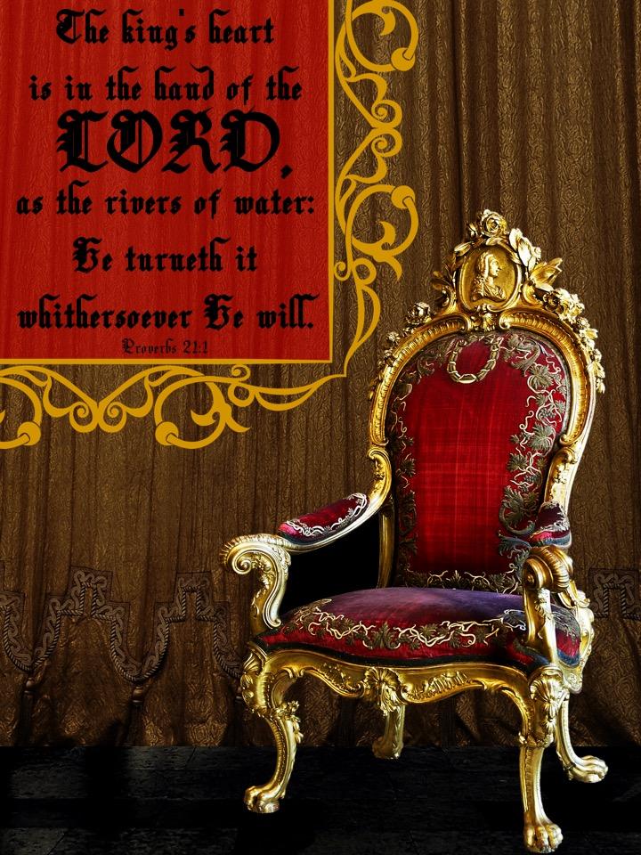 Proverbs 21 1 English