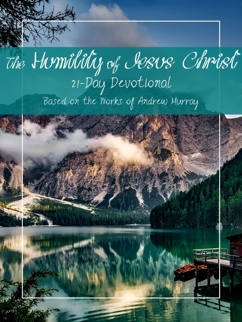 The Humility of Jesus Christ Cover