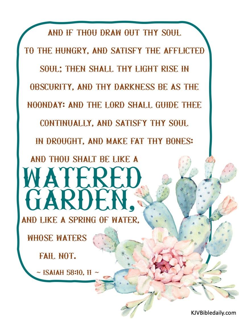 Isaiah 58-10, 11 KJV.jpg