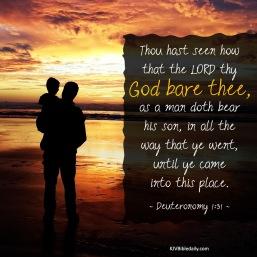 Deuteronomy 1-31 KJV