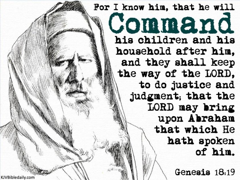 Genesis 18-19 KJV