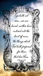 I Corinthians 2 9 KJV