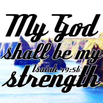 Isaiah 49-5 KJV