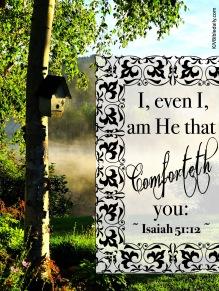 Isaiah 51-12 KJV