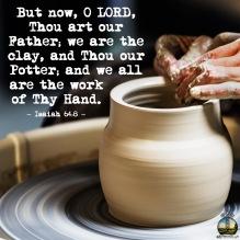 Isaiah 64-8 KJV