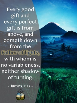 James 1 17 KJV