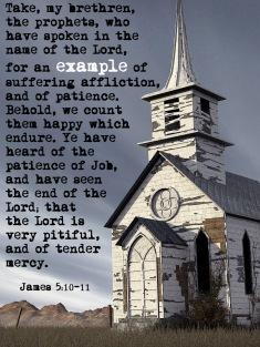 James 5 10-11 KJV