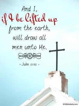 John 12-32 KJV