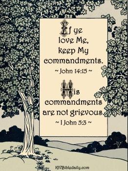 John 14-15 KJV
