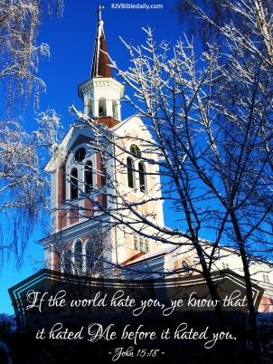 John 15-18 KJV