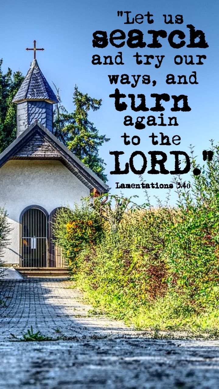 Lamentations 3-40