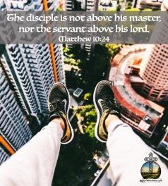 Matthew 10-24 KJV