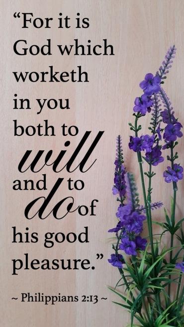 Philippians 2 13
