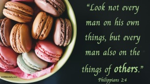 Philippians 2.4 KJV