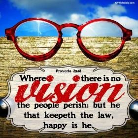 Proverbs 29-18 KJV