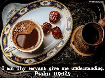 Psalm 119-125 KJV