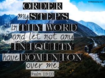 Psalm 119-133 KJV