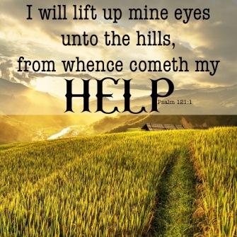 Psalm 121- 1 English