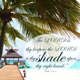 Psalm 121 5 English