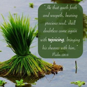 Psalm 126 6 English