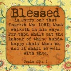 Psalm 128 1 2 English