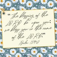 Psalm 129-8 KJV