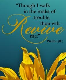 Psalm 138 7 English