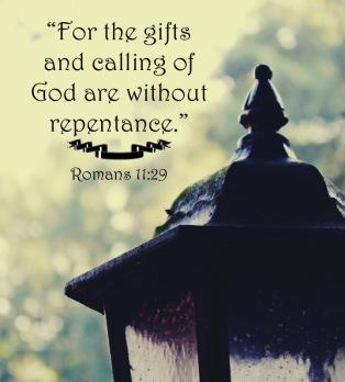Romans 11-29 English