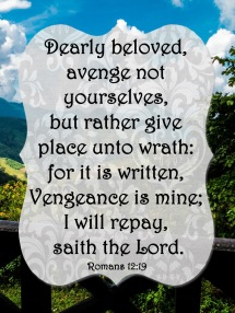 Romans 12 19 English