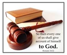 Romans 14 12 English