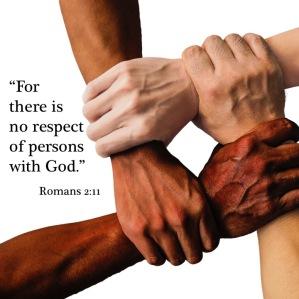 Romans 2 11 English