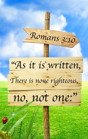 Romans 3.10 English
