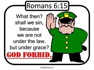 Romans 6-15 KJV