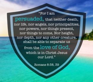 Romans 8 38, 39 English