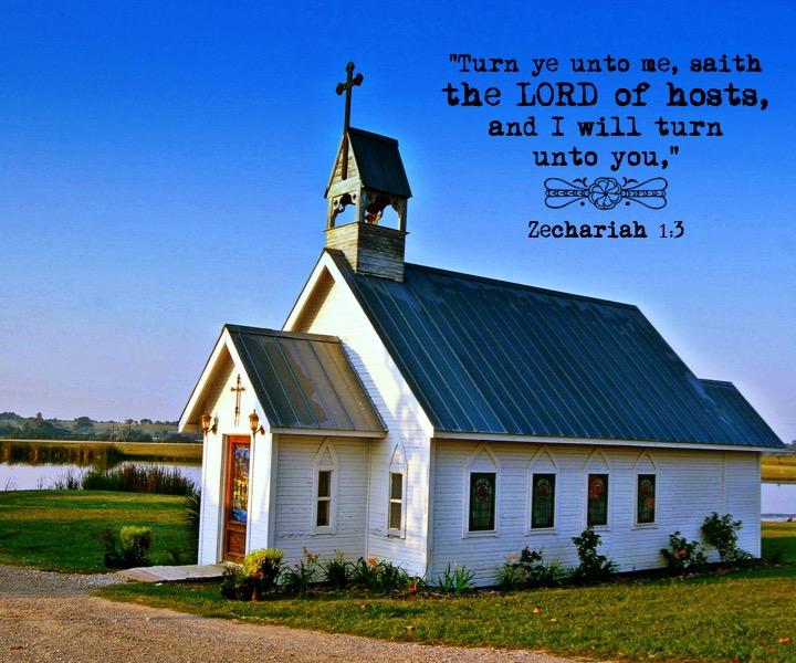 Zechariah 1 3