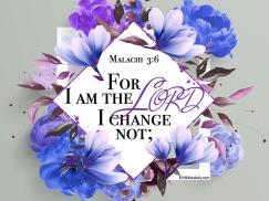 Malachi 3-6 KJV